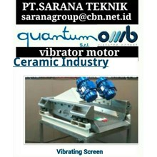 QUANTUM VIBRATOR MOTOR OMB PT SARANA TEKNIK - VIBRATING