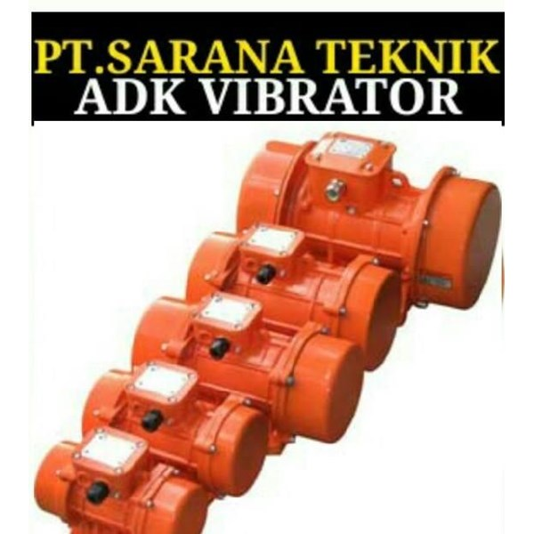 ADK VIBRATOR MOTOR TECHNIQUE OF PT SARANA-VIBRATING
