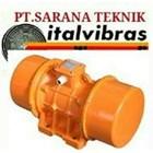 VIBRATING MOTOR ITALVIBRAS  VIBRATOR MVSI PT.SARANA TEKNIK 2