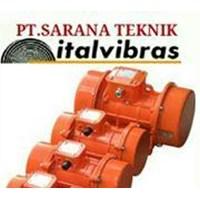 VIBRATING MOTOR ITALVIBRAS  VIBRATOR MVSI PT.SARANA TEKNIK
