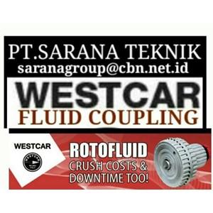 PT. SARANA TEKNIK WESTCAR FLUID COUPLING ROTOFLUID COUPLING