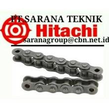 HITACHI ROLLER CHAIN PT SARANA TEKNIK HITACHI CHAIN ANSI BS and hitachi roller chain CONVEYOR & sprocket
