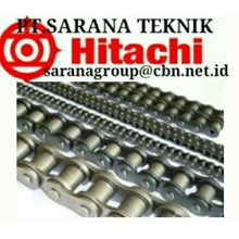 HITACHI ROLLER CHAIN PT SARANA TEKNIK HITACHI CHAIN ANSI BS and hitachi roller chain CONVEYORS SPROCKETS
