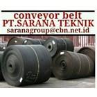 PT SARANA CONVEYOR BELT TYPE NN NYLON CONVEYOR BELT TYPE EP CONVEYOR BELT OIL RESISTANT CONVEYOR BELT HEAT RESISTANT 2