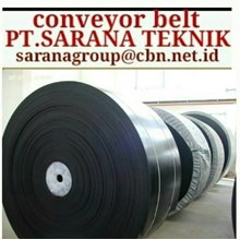 PT SARANA CONVEYOR BELT TYPE NN NYLON CONVEYOR BELT TYPE EP CONVEYOR BELT OIL RESISTANT CONVEYOR BELT HEAT RESISTANT