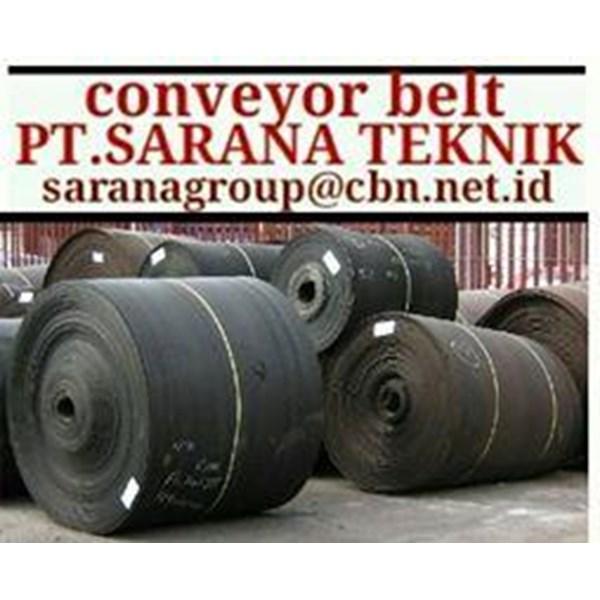 PT SARANA CONVEYOR BELT TYPE NN NYLON CONVEYOR BELT TYPE EP CONVEYOR BELT OIL RESISTANT CONVEYOR BELT HEAT RESISTANT