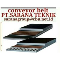 Jual PT SARANA CONVEYOR BELT TYPE NN NYLON CONVEYOR BELT TYPE EP CONVEYOR BELT OIL RESISTANT CONVEYOR BELT HEAT RESISTANT FOR COAL & GOLD MINNG 2