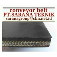PT SARANA CONVEYOR BELT TYPE NN NYLON CONVEYOR BELT TYPE EP CONVEYOR BELT OIL RESISTANT CONVEYOR BELT HEAT RESISTANT FOR COAL & GOLD MINNG 1