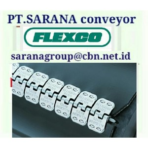 FLEXCO BELT FASTENER ALLIGATOR FOR CONVEYOR BELT PT SARANA CONVEYOR BELT
