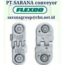 FLEXCO BELT FASTENER ALLIGATOR FOR CONVEYOR BELT PT SARANA CONVEYOR BELTS