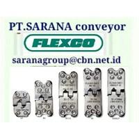 Jual FLEXCO BELT FASTENER ALLIGATOR FOR CONVEYOR BELTS PT SARANA CONVEYOR BELTS 2
