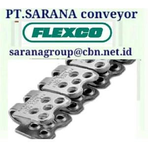 FLEXCO BELT FASTENER ALLIGATOR FOR CONVEYOR BELTS PT SARANA CONVEYOR BELTS