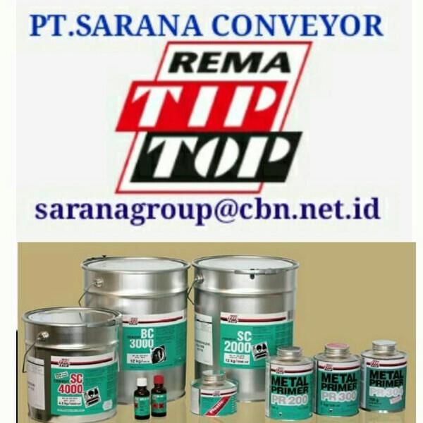 REMA TIP TOP PLASTIC  CEMENT ADHESIVE PT SARANA CONVEYORs