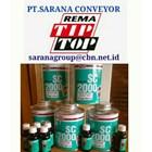 REMA TIP TOP PLASTIC CEMENT ADHESIVE SC 2000  PT SARANA CONVEYORS rema tip top 1