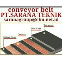 CONVEYOR BELT CONTINETAL PT SARANA CONVEYOR BELTS
