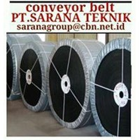 Jual PT SARANA CONVEYOR : CONVEYOR BELT CONTINENTAL PT SARANA CONVEYOR BELT TYPE EP & NN 2