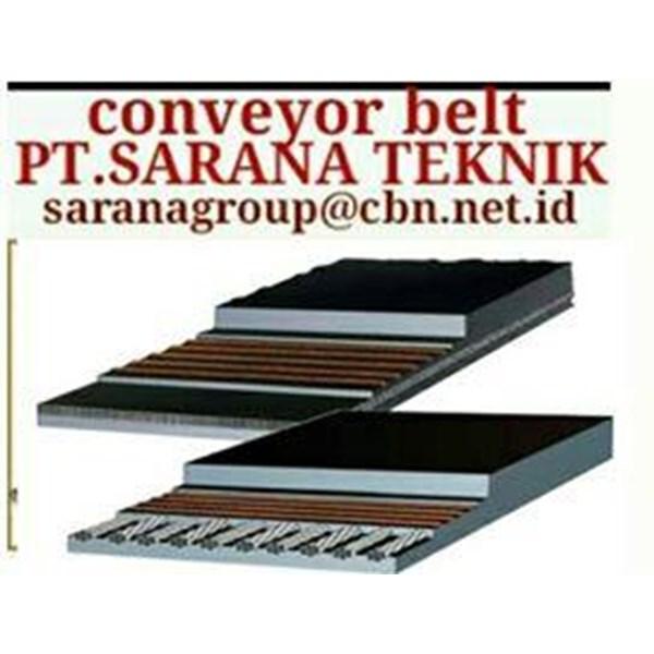 PT SARANA CONVEYOR : CONVEYOR BELT CONTINENTAL PT SARANA CONVEYOR BELT TYPE EP & NN