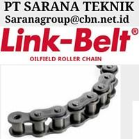 LINKBELT ROLLERS CHAIN PT SARANA LINKBELT