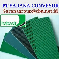 PT SARANA BELT HABASIT CONVEYOR BELT