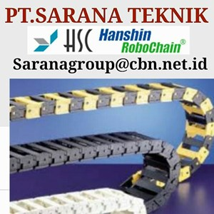 HSC HANSHIN ROBOCHAIN CABLEVEYOR PT SARANA CHAINS