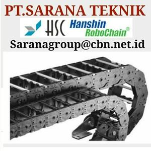 HSC HANSHIN ROBOCHAIN CABLEVEYOR PT SARANA TEKNIK CHAINS