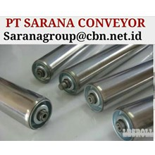 PT SARANA CONVEYOR GRAFITY ROLLER CONVEYOR