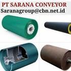 DRUM PULLEY RUBBER HEAVY DUTY PT SARANA CONVEYOR 1