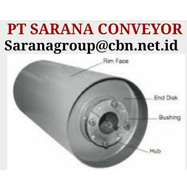 GRAFITY ROLLER CONVEYOR PT SARANA CONVEYOR DRUM PULLEYS