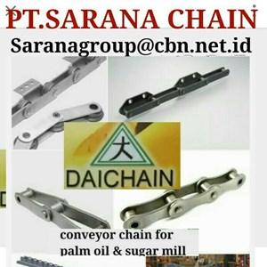 PT SARANA CHAIN SELL DAICHAIN CONVEYOR CHAIN SUGARMILLS
