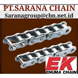 EK ROLLER CHAINS  PT SARANA CHAIN STANDARD ANSI CHAIN RS 40 RS 60