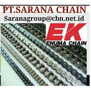 EK ROLLER CHAINS  PT SARANA CHAIN STANDARD ANSI CHAIN RS 80 RS100
