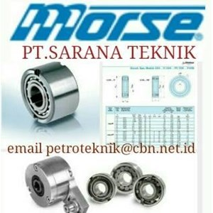 Morse Bearing Coupling and Gears PT SARANA TECHNIQUE