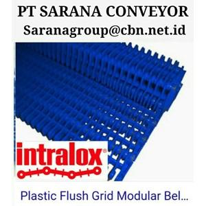 INTRALOX MODULAR BELT PT SARANA CONVEYOR PLASTIC