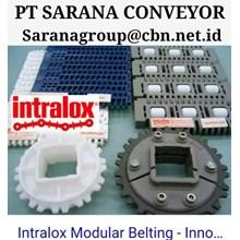 INTRALOX BELT  MODULAR  PT SARANA CONVEYOR PLASTIC