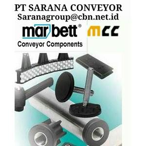 PT SARANA MODULAR MARBETT MCC CONVEYOR COMPONENTS