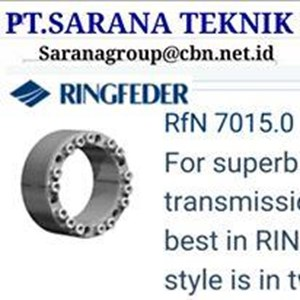 Ringfeder Locking Assembly RFN 7012