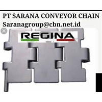 REGINA TABLETOP CHAIN PT SARANA CONVEYOR CHAIN REGINA