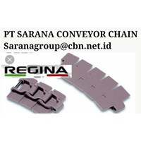 PT SARANA CONVEYOR REGINA TABLETOP CHAIN MAPTOP CHAIN