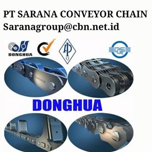 DONGHUA ROLLER CHAIN PT SARANA CONVEYOR CHAINS ANSI