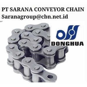 PT SARANA DONGHUA ROLLER CHAIN CONVEYOR CHAINS BS
