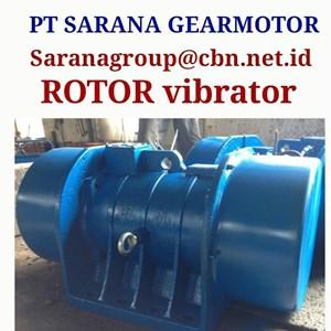 PT SARANA MOTOR VIBRATOR ROTOR  GEAR ELECTRIC MOTOR