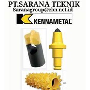 KENNAMETAL CRUSHER TOOLING & SIZING IN MINING CRUSHER PT SARANA TEKNIK