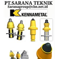 Jual PT SARANA TEKNIK CONVEYOR KENNAMETAL CRUSHER TOOLING & SIZING IN MINING CRUSHER 2