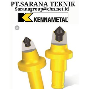 PT SARANA TEKNIK CONVEYOR KENNAMETAL CRUSHER TOOLING & SIZING IN MINING CRUSHER