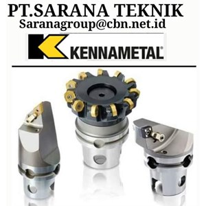 KENNAMETAL DRILLING TOOLING & SIZING IN MINING CRUSHER PT SARANA TEKNIK