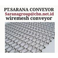 GALVANIS WIREMESH CONVEYOR PT SARANA TEKNIK CONVEYOR 1