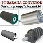 DRUM PULLEY FOR CONVEYOR SYSTEM PT SARANA CONVEYOR 2
