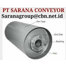 DRUM PULLEY FOR CONVEYOR SYSTEM CONVEYOR PT SARANA