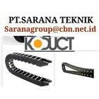 KODUCT CABLE CHAIN PLASTIC PT SARANA TEKNIK CONVEYOR 1