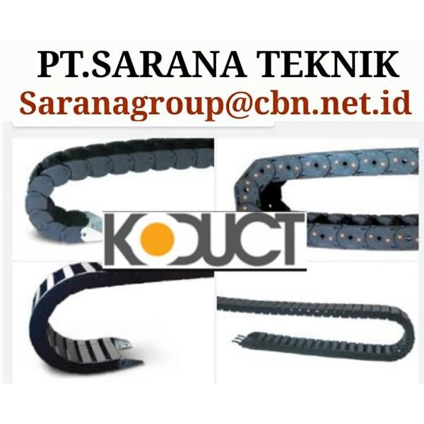 KODUCT CABLE CHAIN PLASTIC PT SARANA TEKNIK CONVEYOR